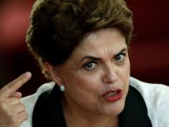 Former Brazilian President Dilma Rousseff